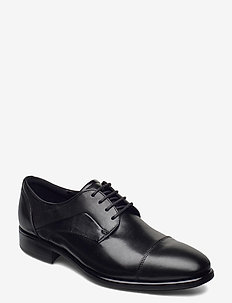 CITYTRAY - laced shoes - black