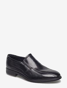 MELBOURNE - loafers - black