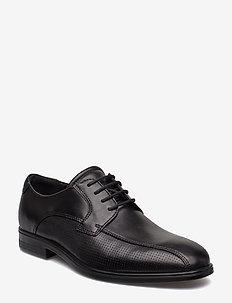 MELBOURNE - laced shoes - black