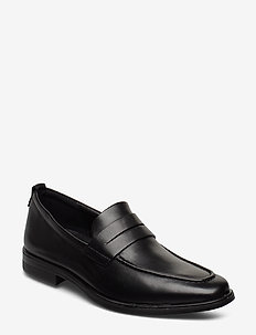MELBOURNE - loafers - black