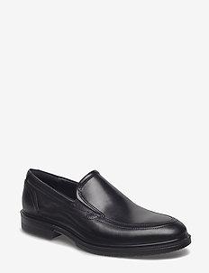 LISBON - loafers - black