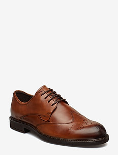 VITRUS III - laced shoes - amber