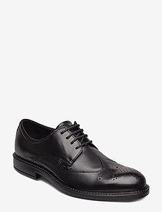 VITRUS III - laced shoes - black