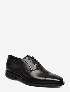 CALCAN - laced shoes - black