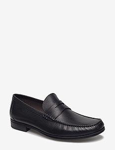 DRESS MOC - loafers - black