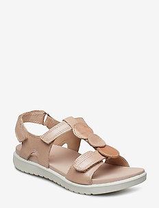 FLORA - sandals - rose dust