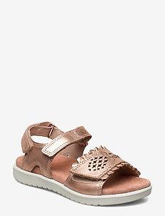FLORA - sandales - rose dust