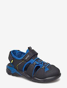 BIOM RAFT - BLACK/BERMUDA BLUE