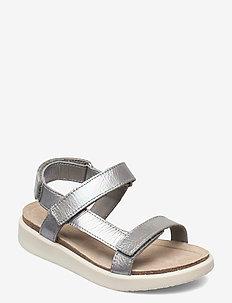FLOWT K - shoes - silver iridescent