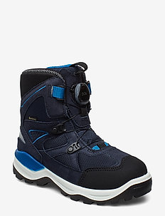 SNOW MOUNTAIN - bottes d'hiver - black/night sky
