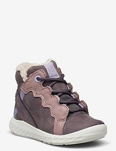 SP.1 LITE INFANT - winter boots - gravity/woodrose
