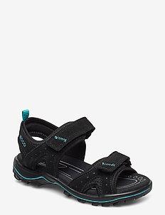 URBAN SAFARI KIDS - sandals - black