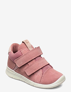 FIRST - hoog sneakers - damask rose