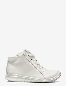 FIRST - high tops - white