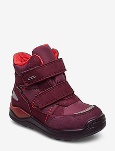 URBAN MINI - vinter boots - mauve/abergine