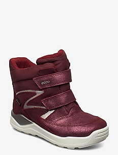 URBAN MINI - vinter boots - syrah