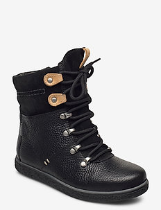 CREPETRAY GIRLS - vinter boots - black/black
