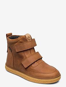 CREPETRAY BOYS - winter boots - amber