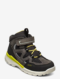 URBAN HIKER - baskets - black/titanium