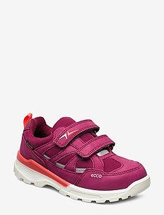 URBAN HIKER - sneakers - red plum