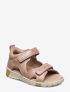 MINI STRIDE SANDAL - sandals - rose dust