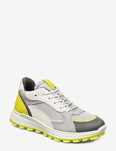 EXOSTRIKE KIDS - sneakers - dark shadow/sulphur/wild dove/white