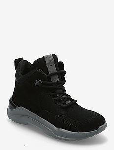 INTERVENE - høje sneakers - black