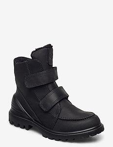 TREDTRAY K - winter boots - black