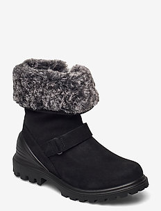 TREDTRAY K - vinterstøvler - black