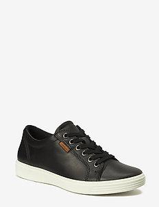 S7 TEEN - lave sneakers - black
