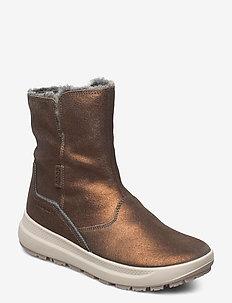 SOLICE K - bottes d'hiver - warm grey