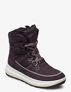 SOLICE K - winter boots - fig