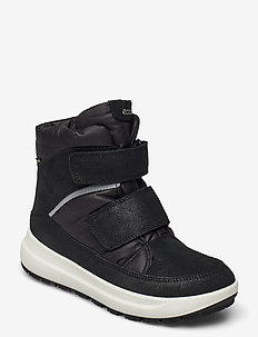 SOLICE K - winter boots - black