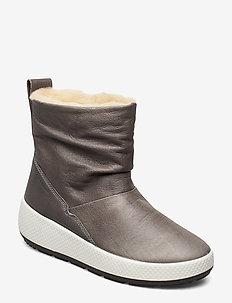 UKIUK 2.0 - flat ankle boots - wild dove