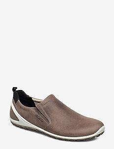 BIOM LITE M - slipper - dark clay