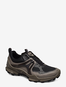 BIOM C-TRAIL M - wanderschuhe - warm grey/black