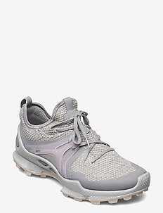 BIOM C-TRAIL W - low top sneakers - silver grey/silver grey