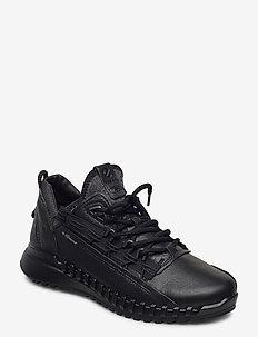 ZIPFLEX W - låga sneakers - black