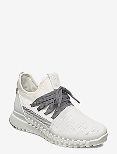 ZIPFLEX W - lave sneakers - white