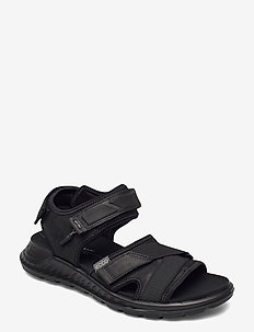EXOWRAP M - sandalen - black/black