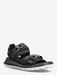 EXOWRAP M - sandals - black/black
