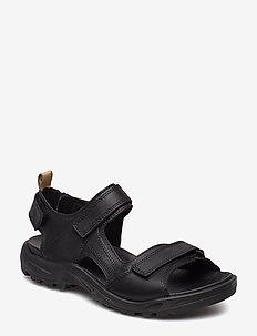 OFFROAD - sandals - black/powder