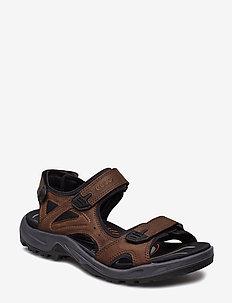 OFFROAD - sandals - espresso/cocoa brown