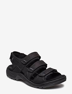 OFFROAD - sandals - black