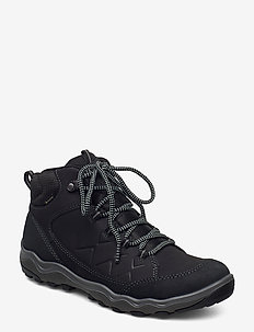 ULTERRA W - sneakers med høy ankel - black/black
