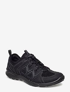 TERRACRUISE LT W - låga sneakers - black/black