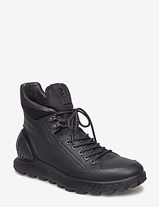 EXOSTRIKE M - high tops - black/black