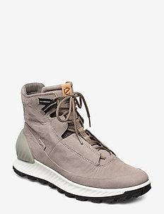 EXOSTRIKE M - höga sneakers - warm grey