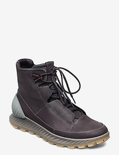 EXOSTRIKE M - hiking/walking shoes - wild dove