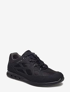 WAYFLY W - låga sneakers - black/black